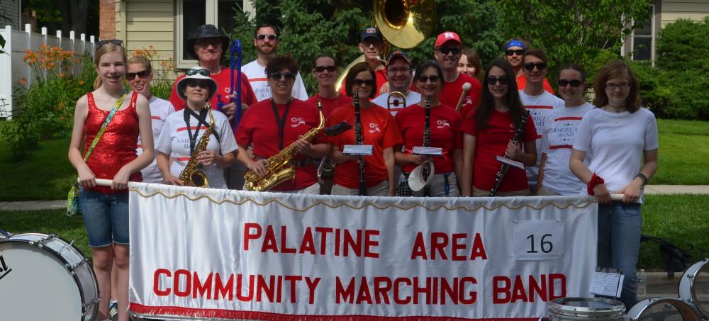 Palatine Area Community Marching Band